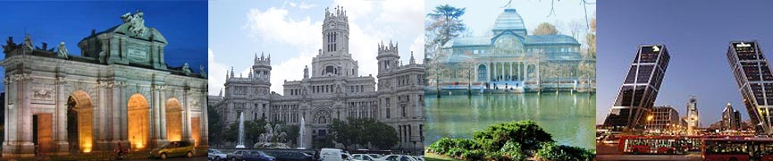 Vuelos Madrid