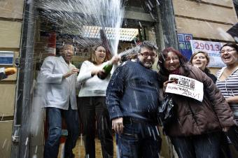 Vuelos Madrid_Loteria