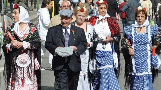 Las fiestas de San Isidro llegan también a Santander